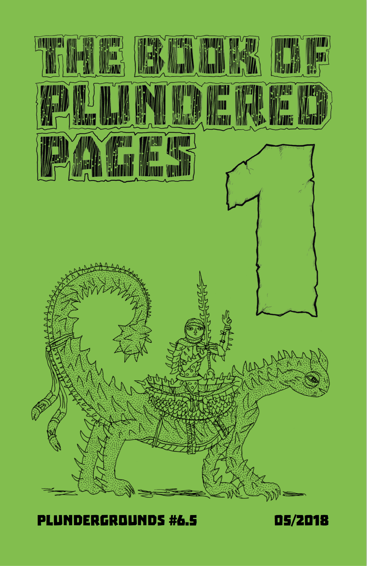 Jellysaw Games: Plundergrounds 6.5: Plundered Pages 1 (Free!)